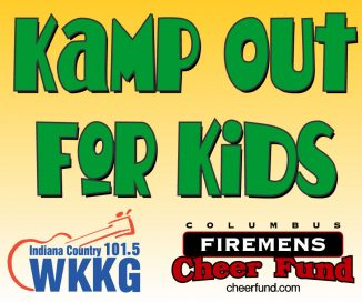 Kamp Out For Kids @ Fire Station #1 | Columbus | Indiana | United States