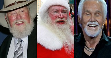 Which Country Music Star Would Make the Best Santa Claus?