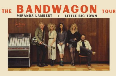 Miranda Lambert / Little Big Town @ Ruoff Home Mortgage Music Center | Noblesville | Indiana | United States