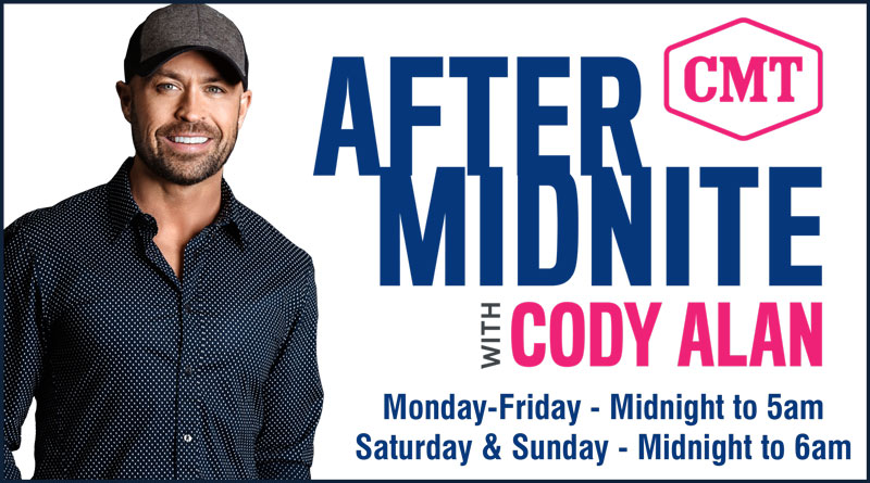After Midnight With Cody Alan