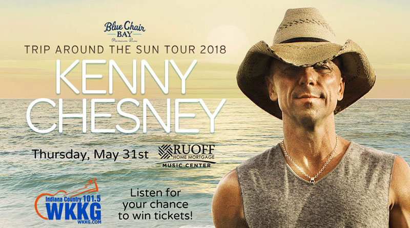 Kenny Chesney in Concert