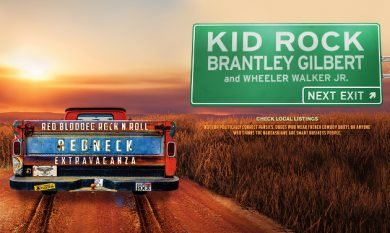 Kid Rock/Brantley Gilbert @ Ruoff Home Mortgage Music Center | Noblesville | Indiana | United States