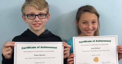 The winners are in for the Family Service bully prevention essay contest