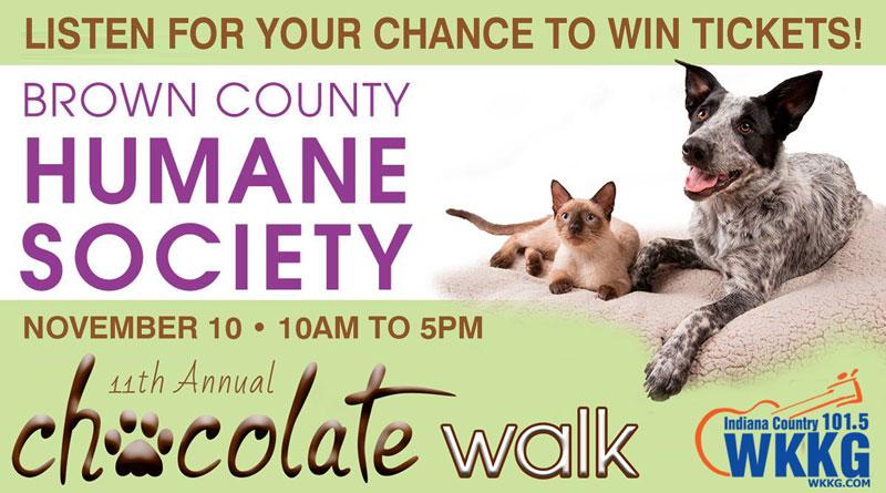 Chocolate Walk Contest