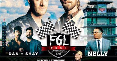 FGL FEST SET FOR SEPTEMBER