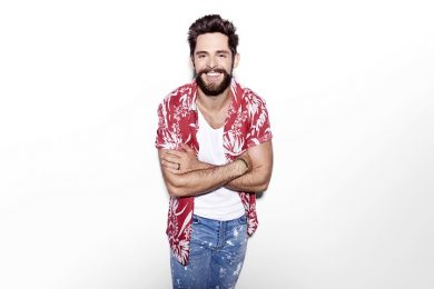 Thomas Rhett @ Ruoff Home Mortgage Music Center