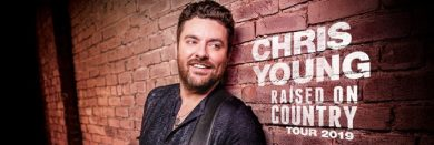 Chris Young @ Ruoff Home Mortgage Music Center