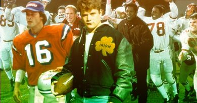 The 10 Best Football Movies of All Time