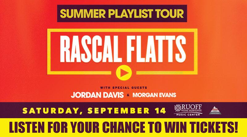 Rascal Flatts In Concert