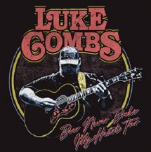 Luke Combs @ Bankers Life Fieldhouse
