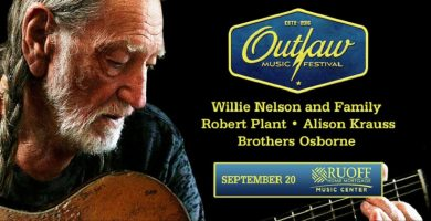 Outlaw Music Festival @ Ruoff Home Mortgage Music Center