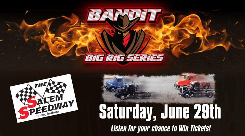 Bandit Big Rig Series Contest