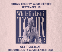 Tanya Tucker at the Brown County Music Center @ Brown County Music Center