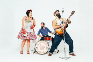 Reverend Peyton's Big Damn Band @ Brown County Music Center