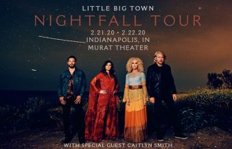 Little Big Town with Caitlyn Smith @ Murat Theater