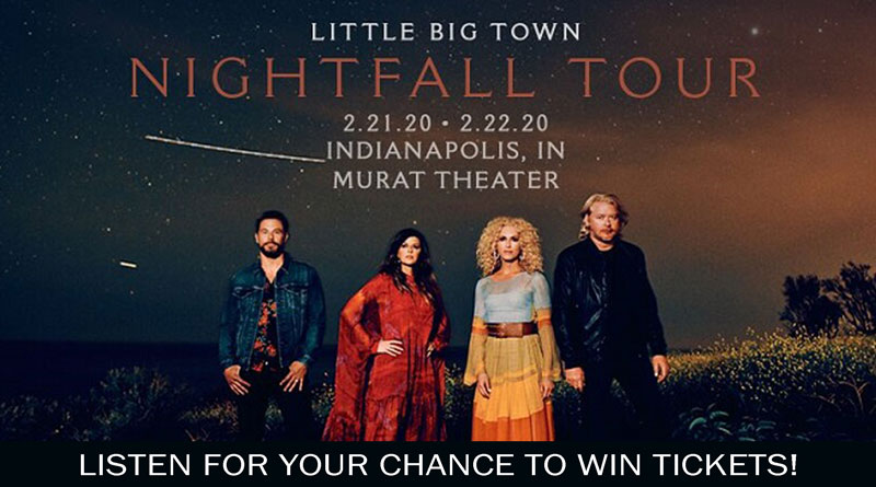 Little Big Town Contest