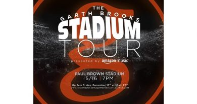 Garth Brooks Coming to Cincinnati!