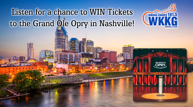 Grand Ole Opry Ticket Contest