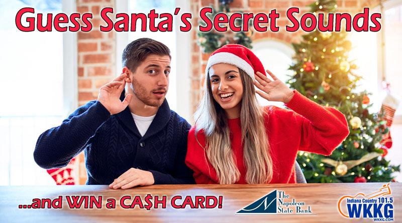 Santa's Secret Sound