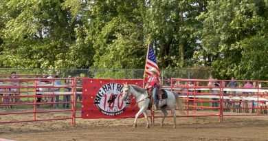 [Pictures + Video] The Big Hat Rodeo doesn't disappoint at the Jennings County Fair!