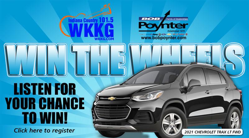 Win the Wheels Contest