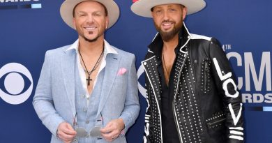 LoCash Returns From Second USO Tour