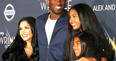 Vanessa Bryant Reveals How She Found Out About Kobe And Gianna's Death